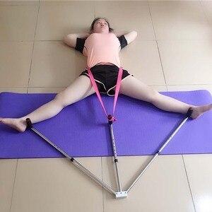 Image 5 - 3 Bar Practical Leg Extension Machine Flexibility Training Split Legs Ligament Stretcher for Dance Taekwondo Yoga Sanda Ballet