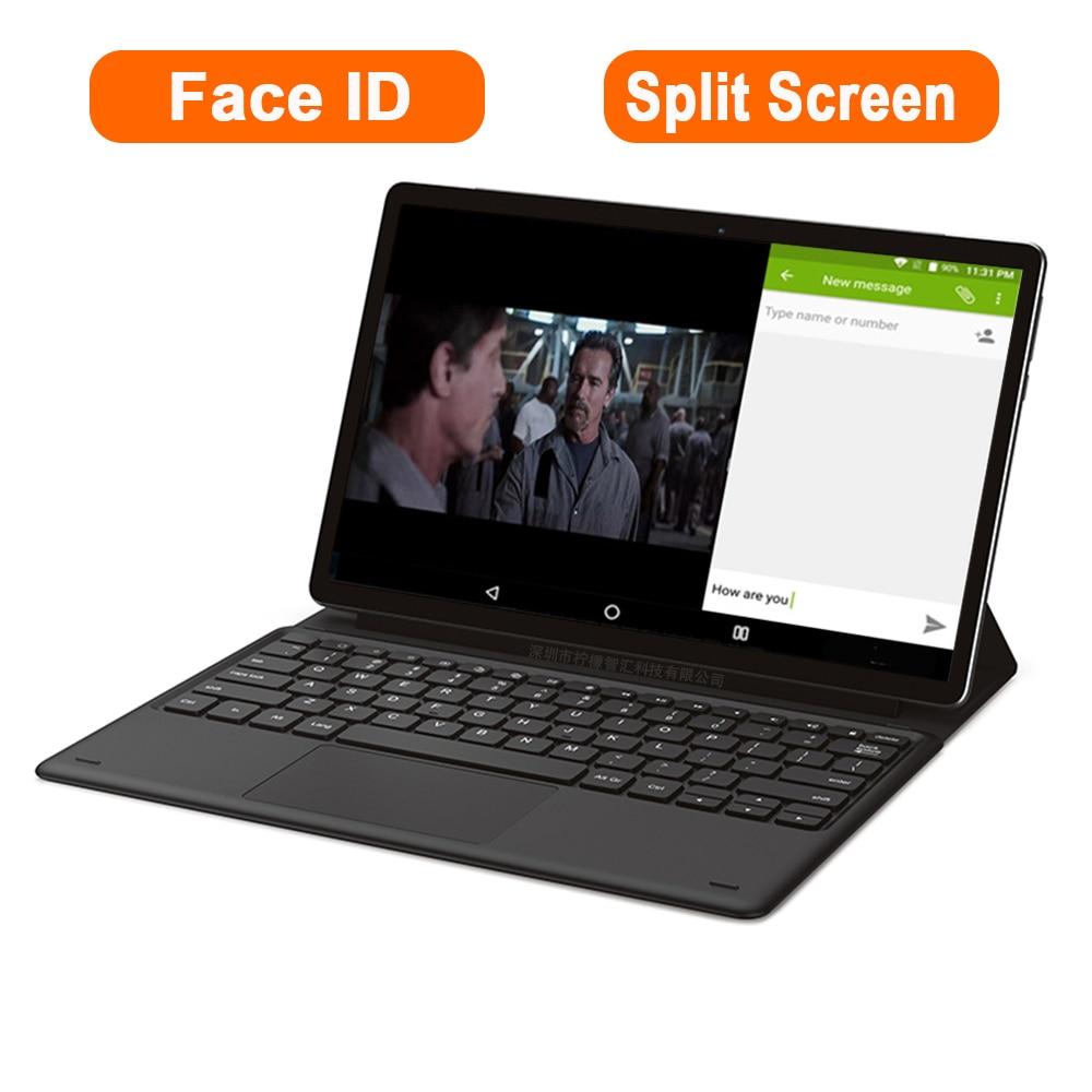 EU RU 특별 판매 안드로이드 태블릿 11.6 인치 데카 코어 IPS 1920X1080 MTK6797 8000mAh 오피스 게임 2 in 1 Tablet With Keyboard