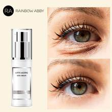 Eye Cream Peptide Collagen Serum Anti-Wrinkle Anti-Age Remover Dark Circles Eye Care Against Puffiness And Bags(China)