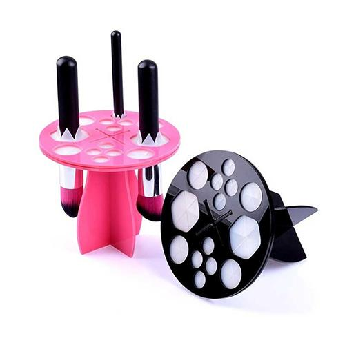 Beauty Practical Brush Drying Dryer Organizer Hanger Holder Makeup Cosmetic Stand Rack Makeup Accessories Brush Organizer