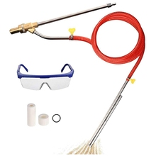 Sandblasting Kit for Pressure Washer - Sand Blaster Attachment 4200 Psi Power Washer