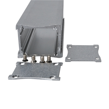 110*39*29 mm Electronic Projects Al Box Extruded Aluminum Enclosure Case for PCB Amplifier Instrument 4.33″*1.54″*1.14″(L*W*H)