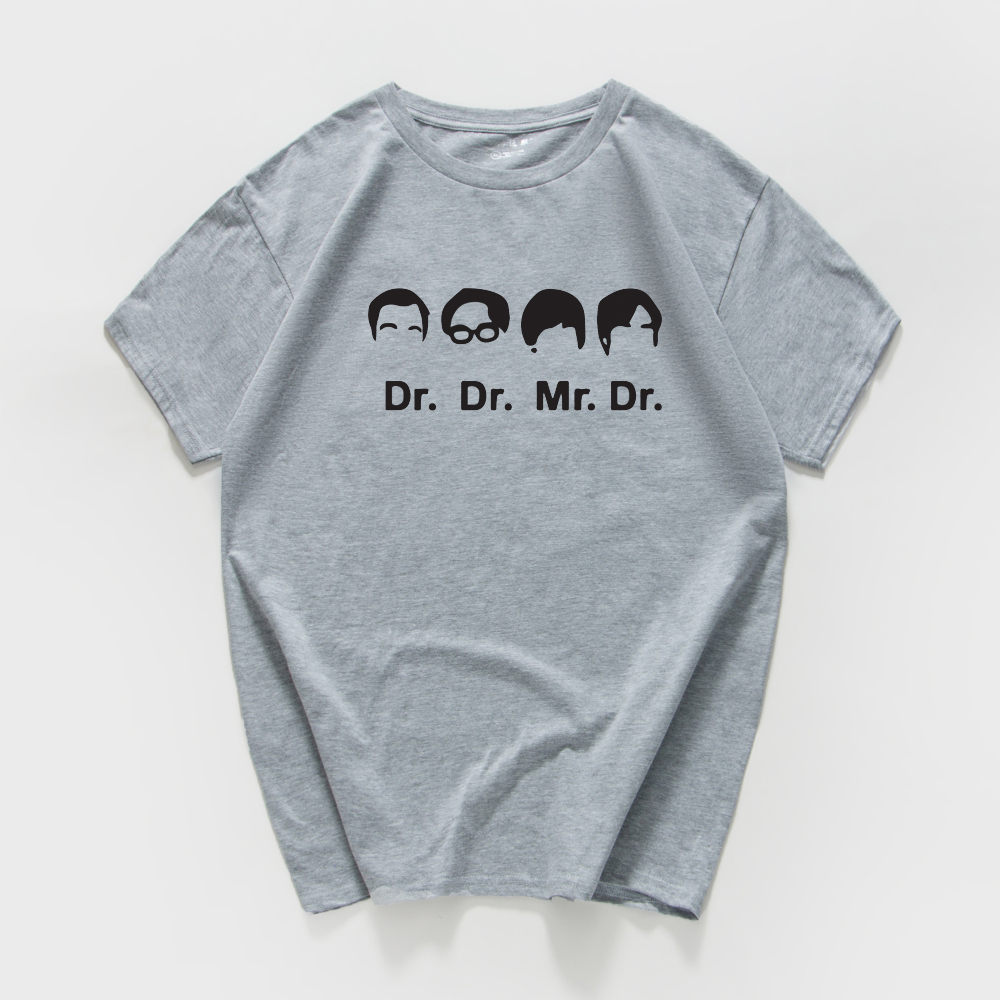 The Big Bang Theory T Shirt Summer Short Sleeve Men T-shirt Cotton Men Sheldon Cooper T Shirts Tops Camisetas Masculinas