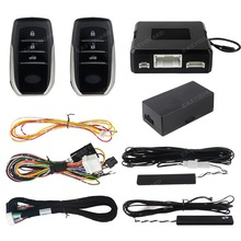 Car-Alarm Remote-Start-Stop Easyguard Pke Entry Security TOYOTA with Factory OEM Keyless