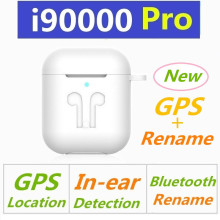 i90000 Pro TWS Bluetooth 5.0 Earphone Wireless Headphones Air2 in Ear Stereo Earbuds For Phone Bass Headset with Microphone i90000 pro tws blutooth earphone headset wireless in ear sport earbud stereo for all smart phone