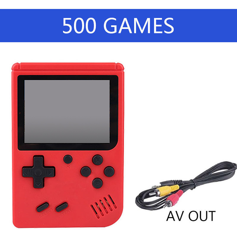 Video Game Console New Version3.0 - Retro Game Handheld Games Console Player...