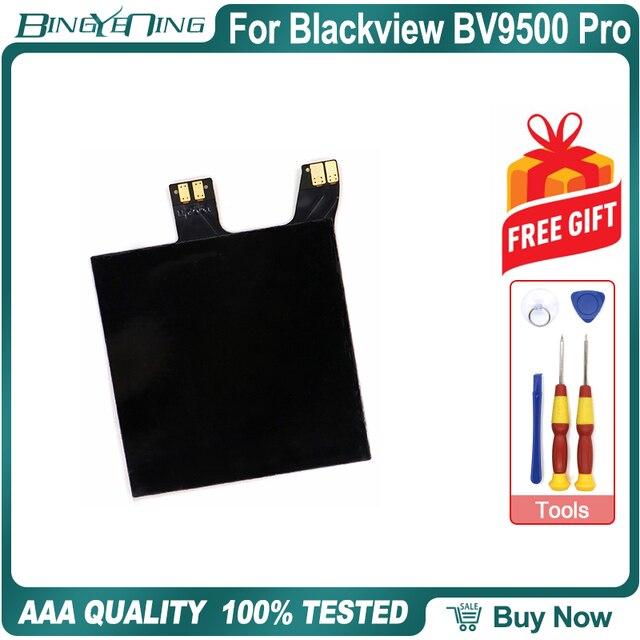 100% nouveau Original NFC sans fil autocollant de charge pour Blackview BV9500 Pro antenne Smartphone réparation accessoires de rechange pièces