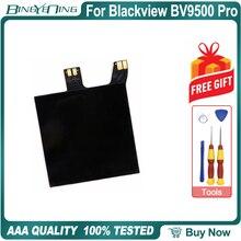 Pegatina para carga inalámbrica NFC, para Blackview BV9500 Pro, accesorios de reparación, 100%