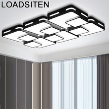 luminaire industrial decor plafond lamp deckenleuchten plafonnier lampara de techo plafondlamp living room led ceiling light