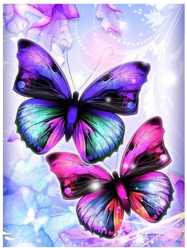 Скачать Обои На Телефон Бабочки