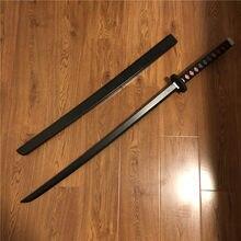 104cm deadpool espada arma uma peça roronoa zoro anime cosplay armado katana pu ninja faca samurai espada prop brinquedos para adolescentes