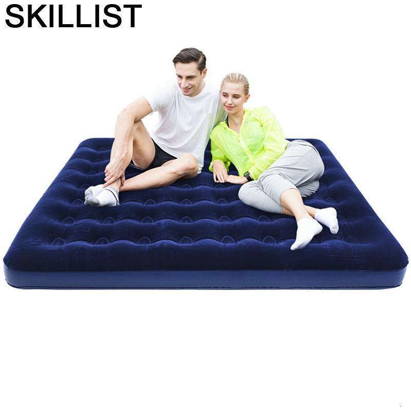 Bett Outdoor Chambre Moveis Para Casa Adulte Meuble Moderne Bedroom Furniture Mueble De Dormitorio Lit Cama Home Inflatable Bed