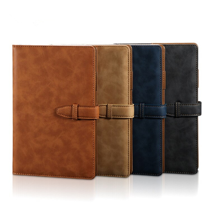 Notebook A5 Leather Cover