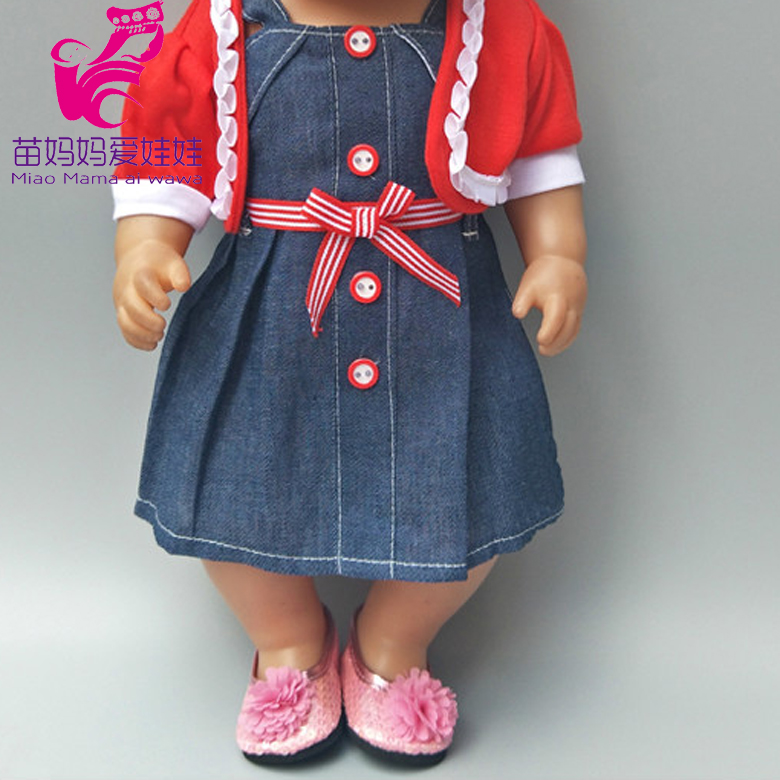 """Shoes Light Blue Dressy w// Strap For 18/"""" American Girl Doll Accessories Clothes"""