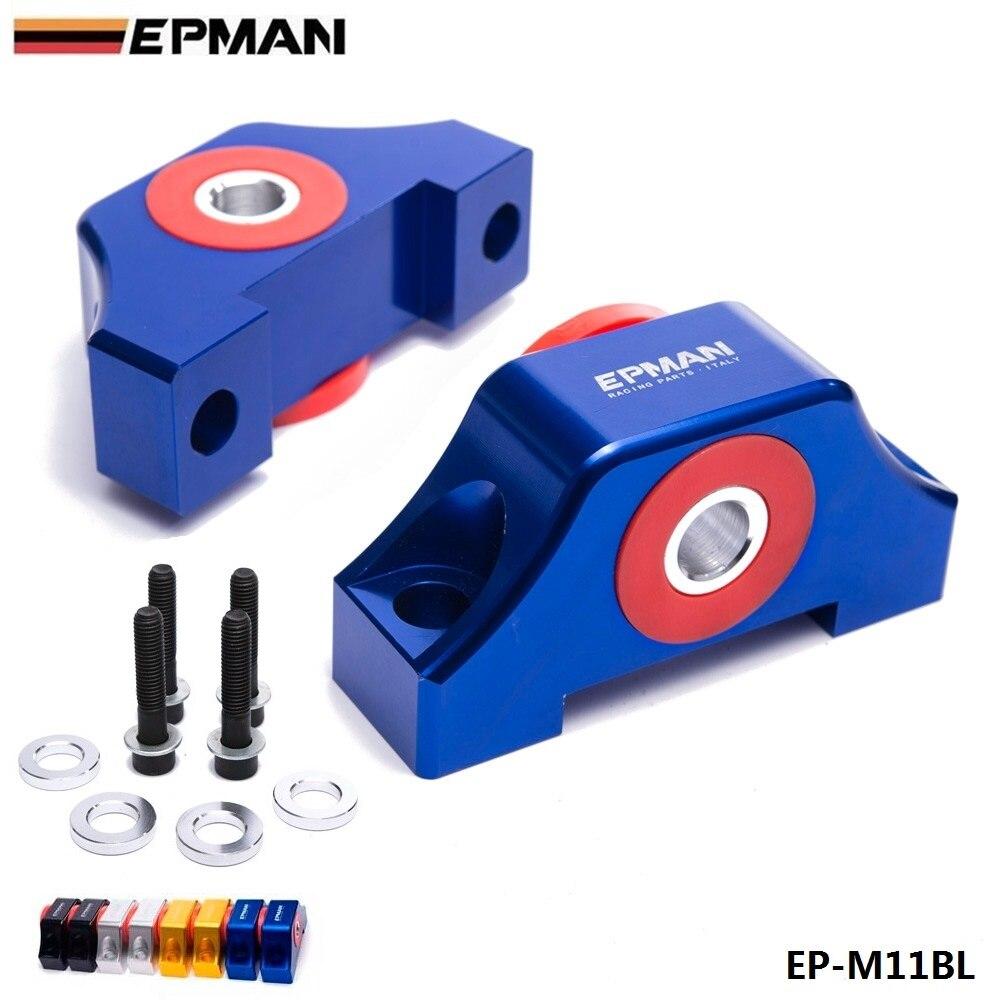 Para Honda Civic EG EK Motor Jdm Billet par Motor Kit de montaje B16 B18 B20 D16 D15 EP-M11