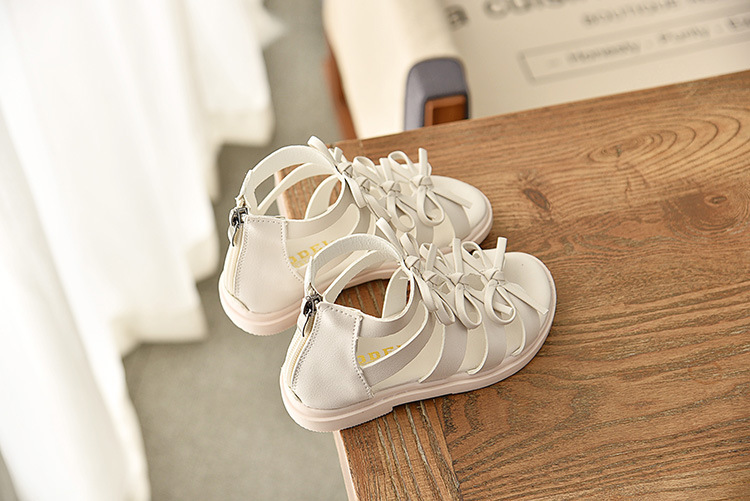 Summer Bow Princess sandals 20