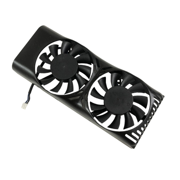 0.2A 2Pin HA5510M12F-Z GPU Cooler For MSI GTX1650 4GT LP OC GTX 1050 Ti 4GT LPV1 GTX 1050 2GT LP Graphic Card Cooling image