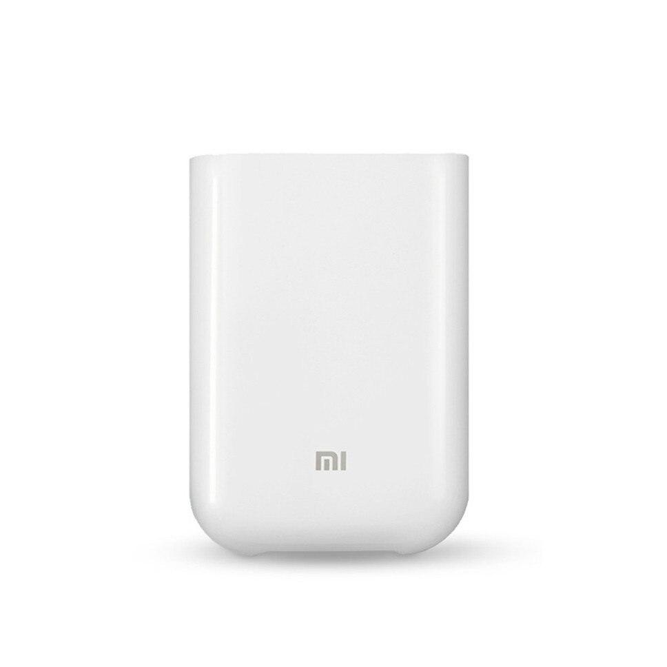 Xiaomi Bluetooth imprimante ZINK impression 300dpi AR Photo Portable Mini imprimante de poche bricolage Photo papier imprimantes pour iphone Android - 4