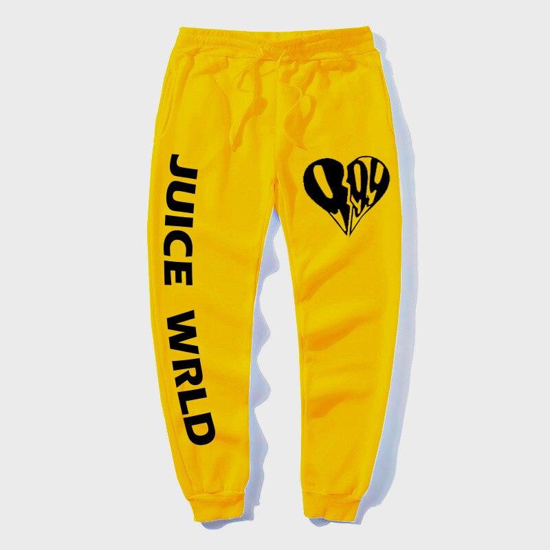 Mens Pants Juice Wrld Hip Hop Joggers Trousers Streetwear Sweatpants Men Pantalones Men Trousers Pantalon Jogging Harem Pants Special Deal F542 Cicig