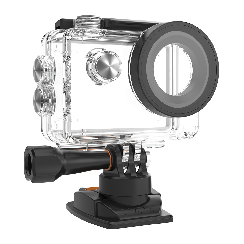 ThiEYE Waterproof Housing Case For T5 Pro/T5 Edge/T5/T5e Akaso V50 Elite Action Camera Underwater Up To 60M Camera Accessories