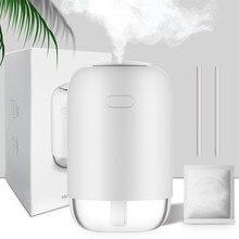 Беспроводные увлажнители воздуха, диффузоры, домашний увлажнитель воздуха, диффузор для ароматерапии, ароматические масла, aceite esencial humificador ...