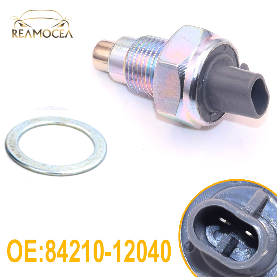 Reamocea Car Lamp Light Electrical Switch Reverse Back Up 84222-12010 1S5856 fit for <font><b>Toyota</b></font> <font><b>Hilux</b></font> <font><b>LN106</b></font> LN107 LN111 LN130 Series image