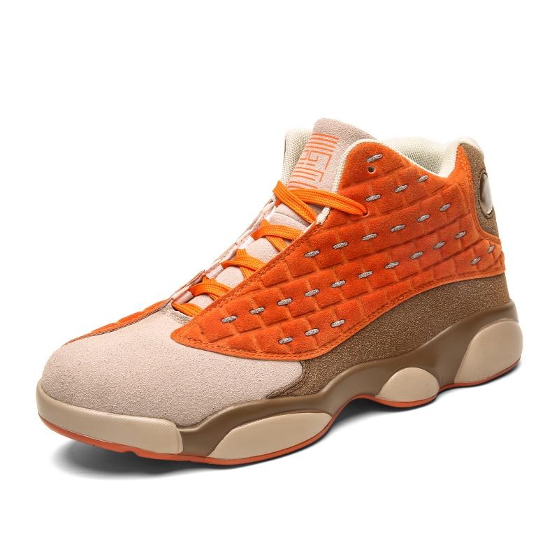 Chaussures de basket-ball haut de gamme chaussures pour hommes chaussures d'été respirantes pour étudiants chaussures de sport pour jeunes chaussures de combat chaussures de haute qualité pour hommes - 4