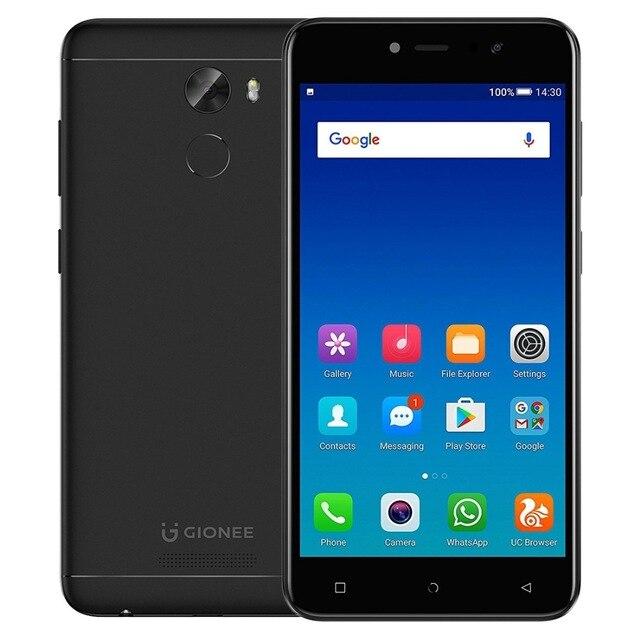 "Originele Gionee A1 Lite 4G Smartphone 5.3 ""Android 7.0 MT6753 Octa Core 3Gb Ram 32Gb Rom 20.0MP Vingerafdruk 4000Mah Mobiele Telefoon"