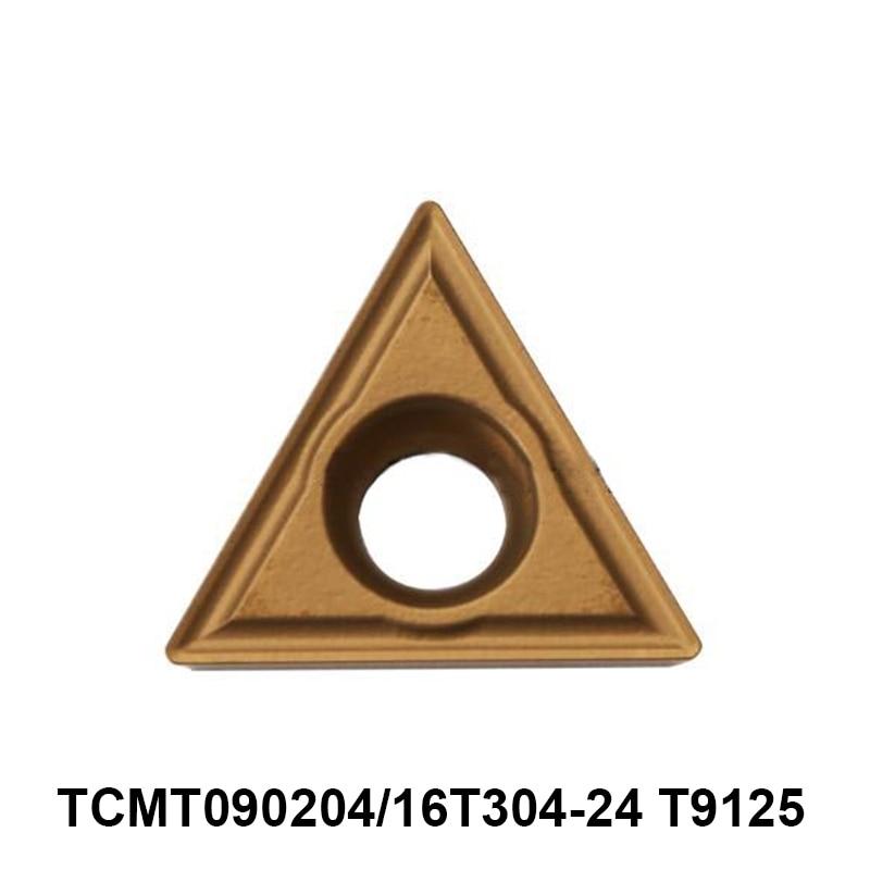 TCMT16T304-MM 2025 CNC lathe insert cutting tool carbide turning blade TCMT
