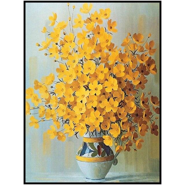Купить искусственный апельсин желтый цветок постеры холст diy растения картинки цена