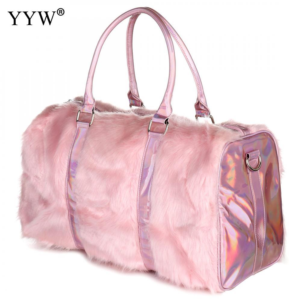 cubos de embalagem bagagem menina ombros bolsa bolsa bolso
