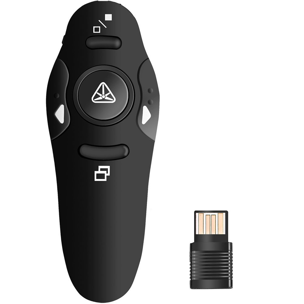 2.4GHz Wireless USB PowerPoint PPT Pointer Clicker Presenter Remote