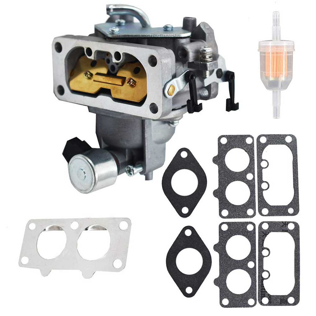 Replacement For Kawasaki FH680V Engine Carburetor Gasket Fuel Filter Kit  Engine Accessories 15004 0760 150041008|Carburetors| - AliExpressAliExpress