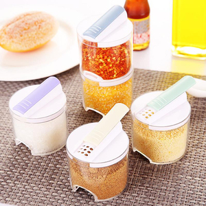 5pcs Spice Jar Kitchen Can Be