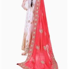Embroidery Sari Indian saree Net yarn 120*230cm