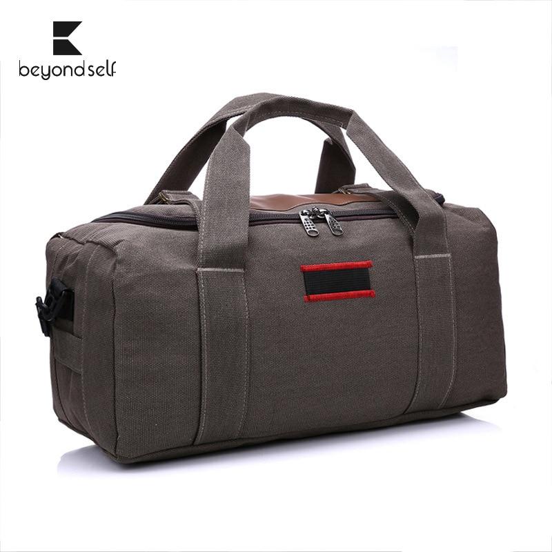 Sports Bag Gym Bags Men Fitness Travel Handbag One Shoulder Backpack Gym Bag Canvas Handheld Outdoor Pack Sport Bag Rucksack