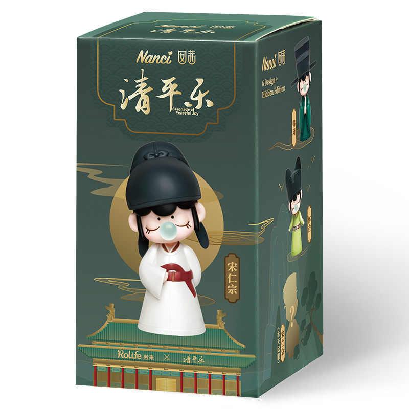 Robotime Nanci 3 Blind Box Action Figure Hadiah Ulang Tahun Mainan Anak Gratis Pengiriman