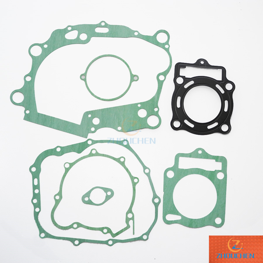 Non-asbestos Gasket Kit for LC172MM LX170MM Loncin CB250 250CC Water cooled Engine Mikilon BSE Jinling XMOTO ATV Dirt Bike image