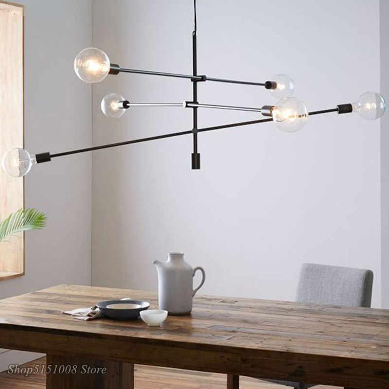 Nowoczesny żyrandol złoty LED lampy wiszące Nordic projektant oprawa salon sypialnia domowe lampki dekoracyjne oprawy