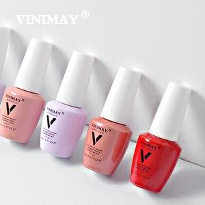 Image 5 - VINIMAY 96 Color Gel Nail Polish Gelpolish Gel Varnis Gellak Varnish Primer Set Soak Off opies UV Gel Polish Nail Art Salon 15ML