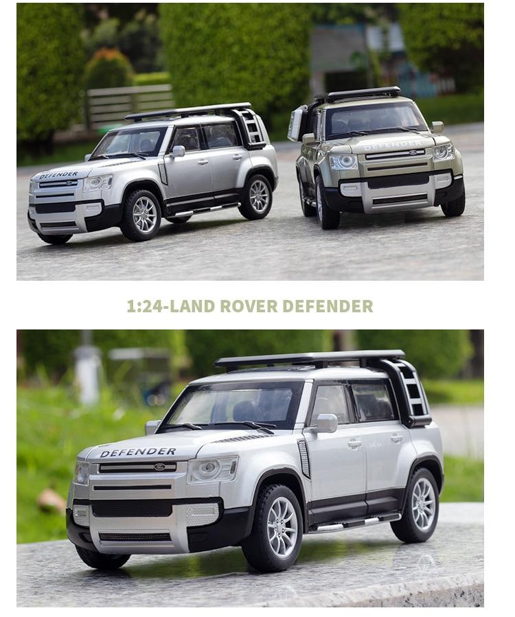 rover diecast liga carro veículo brinquedos coleção