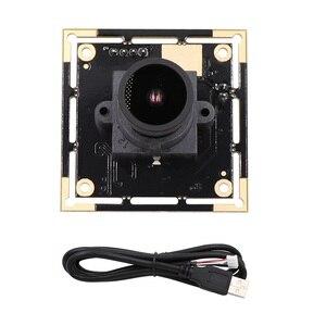 Image 3 - Módulo da câmera de otg uvc usb da webcam de 1.3mp aptina ar0130 com lente 3.6mm 2.1mm 2.8mm 6mm 8mm 12mm 16mm opcional