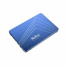 Netac-disco duro SSD N600S, 1TB, 512 GB, 720GB, 360GB, SATA 3, HD, 128 GB, 256 GB, unidad interna de estado sólido para ordenador de escritorio