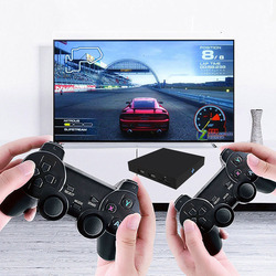 Video Game Console for PSP for SEGA for Raspberry Pie 50 Simulators Player Bulit-in 10000 Games Wired Wireless Controller New