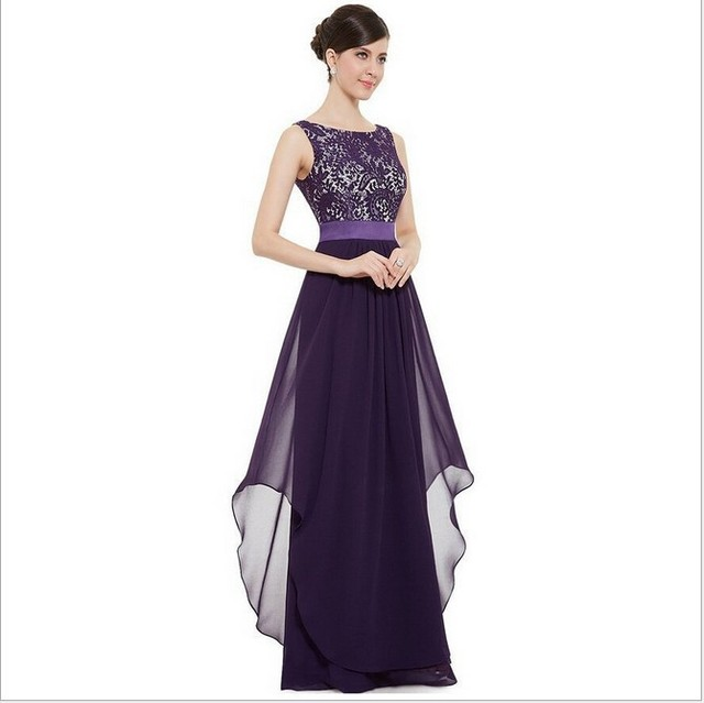 Contact Order 2016 Europe And America New Style WOMEN'S Dress Elegant Long Cocktail Formal Dress Lace Dress 3