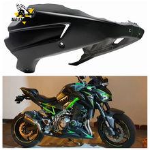 Для KAWASAKI Z900 обтекатель спойлера двигателя Aftermarket мотоциклетные Обтекатели крышки протектор Bellypan обтекатель спойлера двигателя ABS