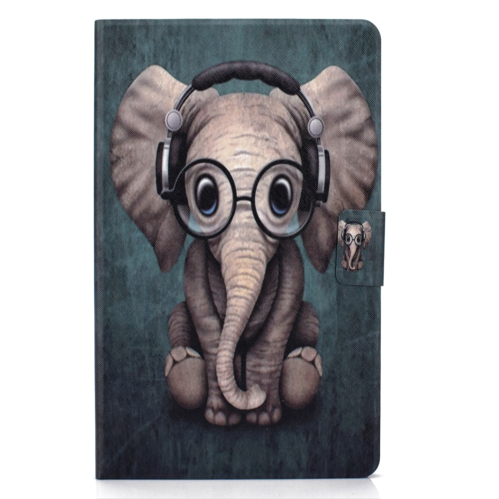 as photo Clear Flip Case For iPad 10 2 Case 2019 A2200 A2198 A2232 10 2 inch Funda Stand