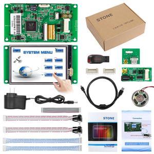 Встроенный сенсорный монитор 3,5