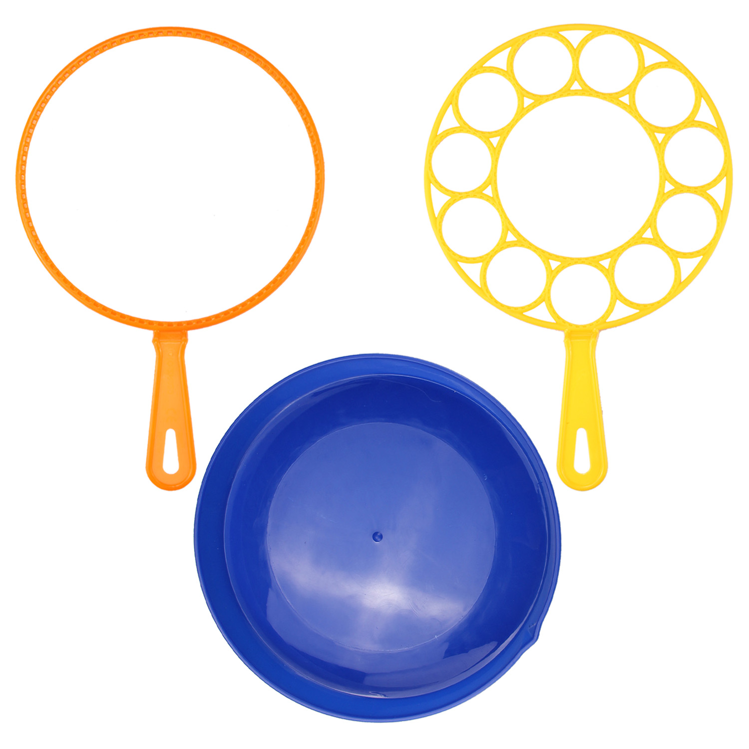 3pcs Funny Water Bubbles Makers Sport Soap Bubble Making Wand Blowers For Kids Children Adults Outdoor Play Party Backyard Game