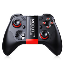 Mocute 050 Bluetooth Gamepad Joypad Android Joystick inalámbrico controlador Tablet Smart VR juego de TV Pad para iOS PC Android(China)